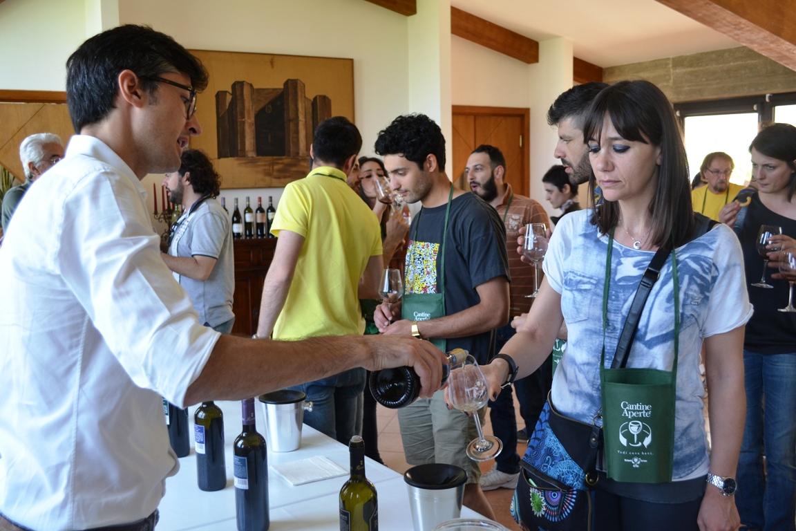 Cantine Aperte 2016 in Puglia, la grande festa del vino del Movimento Turismo del Vino